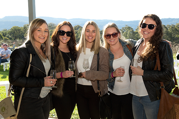 The Shoalhaven Winter Wine Festival is the perfect day out